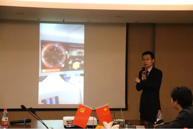 孙杨医生讲解手术过程