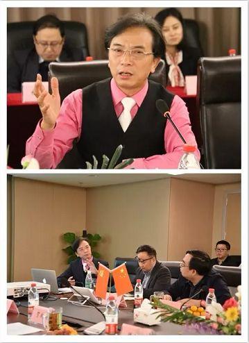 陈茂盛院长讲解爱尔眼科重庆特区发展情况