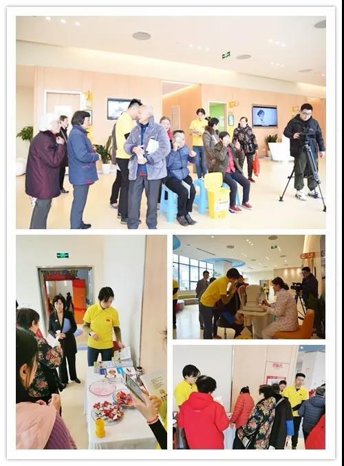 重庆爱尔眼科总院党员志愿者热心为市民服务