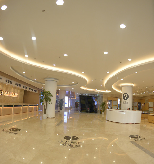 医院大厅-重庆爱尔眼科医院